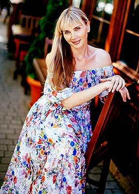 Ukraine bride  Svetlana 41 y.o. from Kherson, ID 71092
