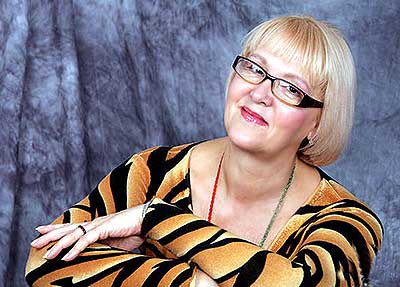 Ukraine bride  Nina 65 y.o. from Chernigov, ID 71273