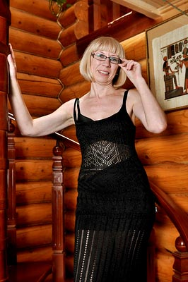 Ukraine bride  Oksana 54 y.o. from Chernovtsy, ID 63043
