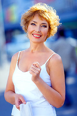 Ukraine bride  Elena 51 y.o. from Dnepropetrovsk, ID 62320