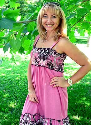 Ukraine bride  Svetlana 47 y.o. from Dnepropetrovsk, ID 77124