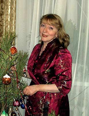Ukraine bride  Lidiya 58 y.o. from Dnepropetrovsk, ID 83814