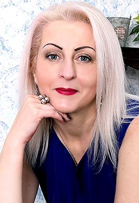 Ukraine bride  Tat'yana 49 y.o. from Dnepropetrovsk, ID 84378