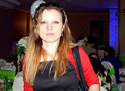 Ukraine bride  Rostislava 35 y.o. from Dnepropetrovsk, ID 85715