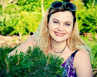 Ukraine bride  Viktoriya 43 y.o. from Odessa, ID 72988