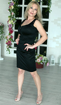 Ukraine bride  Irina 41 y.o. from Donetsk, ID 74147