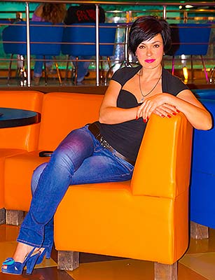 Ukraine bride  Oksana 46 y.o. from Donetsk, ID 75724