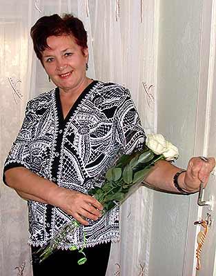 Russia bride  Elena 66 y.o. from Taganrog, ID 13360