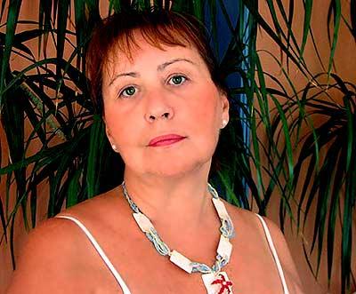 Cyprus bride  Natalia 63 y.o. from Paphos, ID 78753