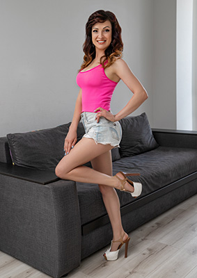 Ukraine bride  Liliya 38 y.o. from Kremenchug, ID 77065