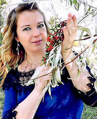 Russia bride  Ekaterina 28 y.o. from Kerch, ID 83409