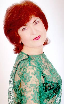 Ukraine bride  Lyudmila 70 y.o. from Kharkov, ID 13953