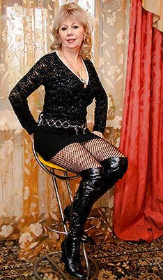 Ukraine bride  Svetlana 59 y.o. from Kharkov, ID 74309