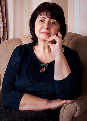 Ukraine bride  Lyudmila 65 y.o. from Kharkov, ID 79341
