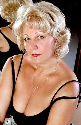 Ukraine bride  Natal'ya 61 y.o. from Kharkov, ID 55041
