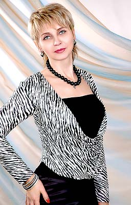 Ukraine bride  Marina 58 y.o. from Kharkov, ID 55420