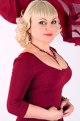 Ukraine bride  Alla 44 y.o. from Kharkov, ID 66817