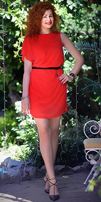 Ukraine bride  Liliya 40 y.o. from Kharkov, ID 84831
