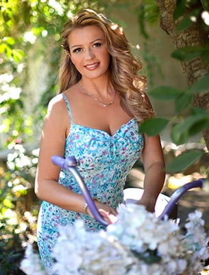 Ukraine bride  Viktoriya 38 y.o. from Kharkov, ID 86075