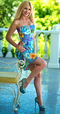 Ukraine bride  Ekaterina 34 y.o. from Kherson, ID 75215