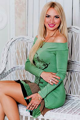 Ukraine bride  Elena 40 y.o. from Kherson, ID 76380