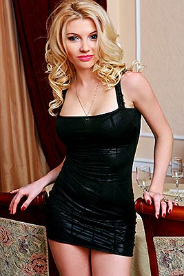Ukraine bride  Alla 35 y.o. from Kherson, ID 85019