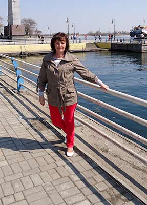 Ukraine bride  Svetlana 55 y.o. from Kherson, ID 60585