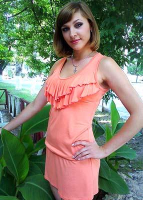 Ukraine bride  Marina 29 y.o. from Golaya Pristan, ID 66586