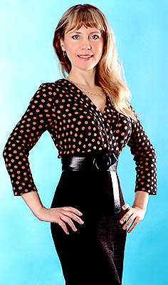 Ukraine bride  Oksana 46 y.o. from Khmelnitsky, ID 69412