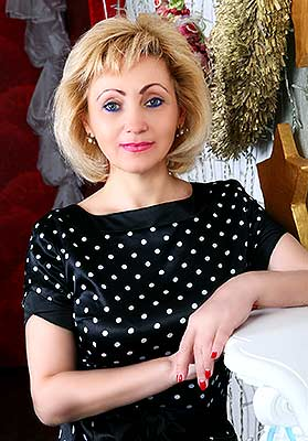Ukraine bride  Svetlana 49 y.o. from Khmelnitsky, ID 85306