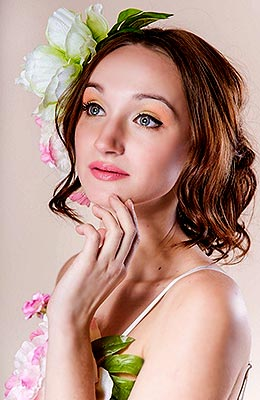Ukraine bride  Anastasiya 24 y.o. from Kiev, ID 78551