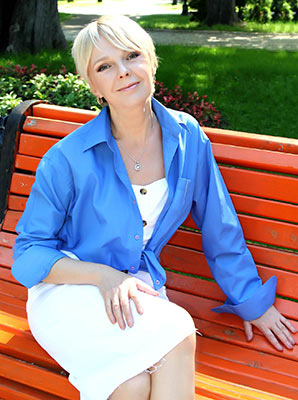 Ukraine bride  Dana 52 y.o. from Kiev, ID 37216