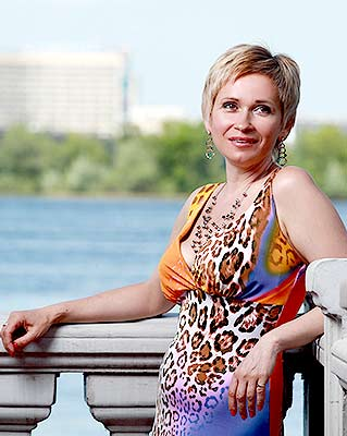 Ukraine bride  Nadejda 46 y.o. from Kiev, ID 73411