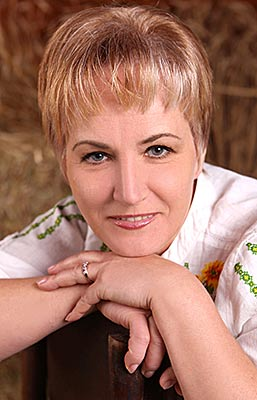 Ukraine bride  Irina 53 y.o. from Kiev, ID 78365