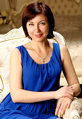 Ukraine bride  Inessa 40 y.o. from Kiev, ID 80701