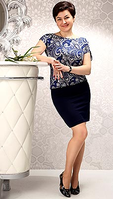 Ukraine bride  Valentina 43 y.o. from Kiev, ID 80702