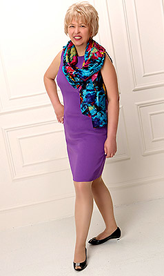 Ukraine bride  Tamara 49 y.o. from Kiev, ID 81090