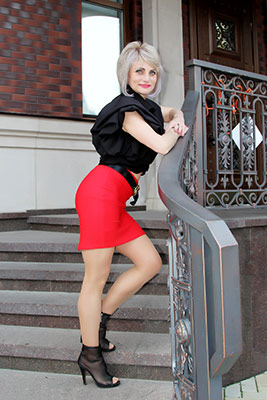 Ukraine bride  Alla 53 y.o. from Kiev, ID 81202