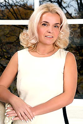 Ukraine bride  Lyudmila 50 y.o. from Irpen, ID 82742