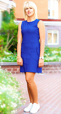 Ukraine bride  Anna 34 y.o. from Irpen, ID 82743