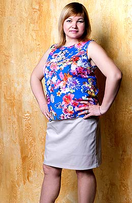 Ukraine bride  Anjelika 47 y.o. from Kiev, ID 85075