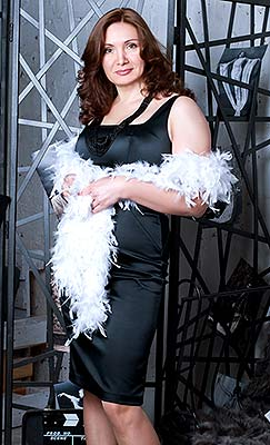 Ukraine bride  Oksana 43 y.o. from Kiev, ID 85214