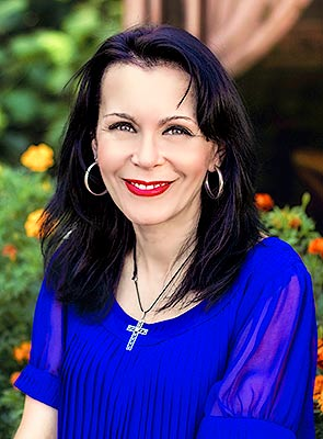 Ukraine bride  Elena 45 y.o. from Kiev, ID 86571