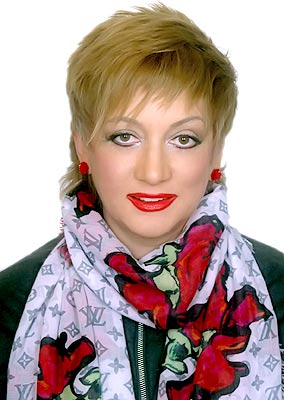 Ukraine bride  Tat'yana 59 y.o. from Kiev, ID 41688