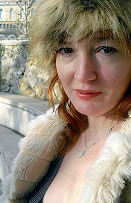 Ukraine bride  Anna 40 y.o. from Kiev, ID 51307