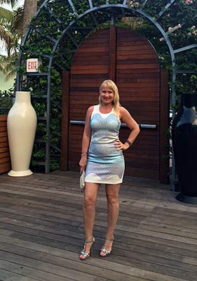 USA bride  Alena 41 y.o. from New-York, ID 75755