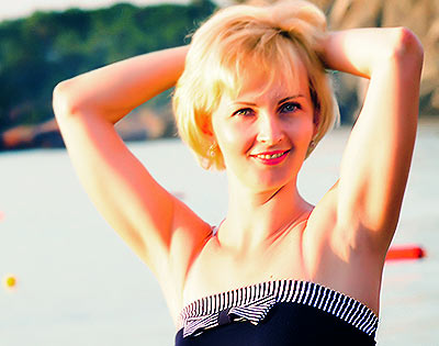 Ukraine bride  Lesya 40 y.o. from Kiev, ID 76905