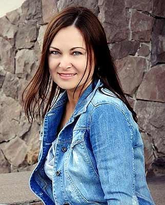 Ukraine bride  Tat'yana 42 y.o. from Kovel, ID 85353