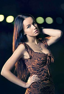 Ukraine bride  Anastasiya 24 y.o. from Kiev, ID 62207