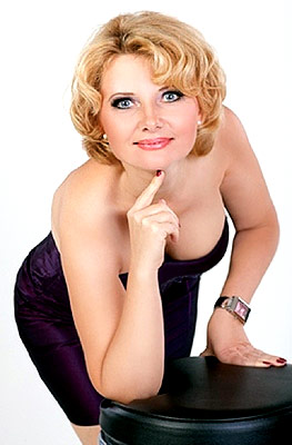 Ukraine bride  Alla 49 y.o. from Kiev, ID 66963